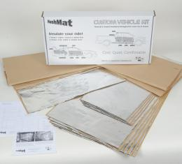 HushMat Ford Fairlane 1966-1967   Roof Thermal Insulation and Deadener 61400