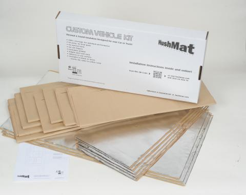 HushMat  Sound and Thermal Insulation Kit 68280