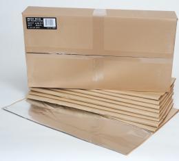"""HushMat Mega Bulk Kit - Silver Foil with Self-Adhesive Butyl-9 Sheets 24"""" x 36"""" ea 72 sq ft 10900"""