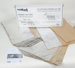 HushMat Porsche 356C 1964-1965   Sound and Thermal Insulation Kit 58050