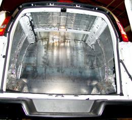 HushMat Mercedes-Benz Sprinter 2500 2015-2018   Roof Thermal Insulation and Deadener 599005