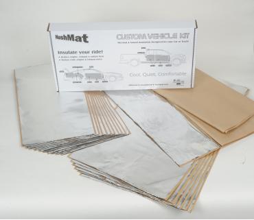 HushMat Honda Accord 2013-2018   Sound and Thermal Insulation Kit 68115