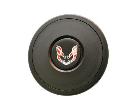 Volante S9 Series Horn Button Kit, Red Firebird