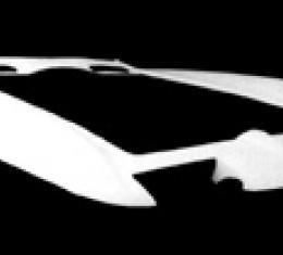 Corvette Hood Surround, 1965-1967