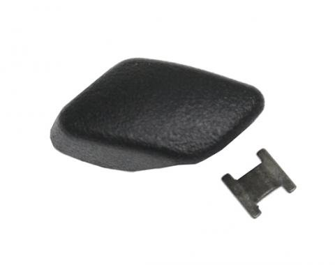 Corvette Heads Up Display Knob, with Clip, 1999-2004