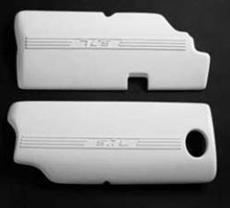 ACI Fiberglass 1999-2004 Chevrolet Corvette Coil Covers, For Magna Charger Supercharged LS-1 and LS-6 Engines AHF060