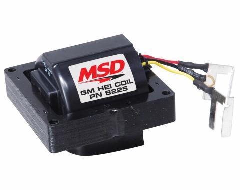 MSD GM HEI Distributor Coil 8225