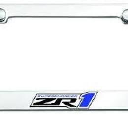 Corvette Elite License Frame, 09-13 ZR1