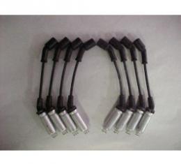 Corvette Spark Plug Wire Set, Firecore 50, 1997-2013