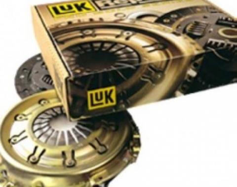Corvette Clutch Kit, Luk Heavy-Duty, Pro Gold, 2005-2011