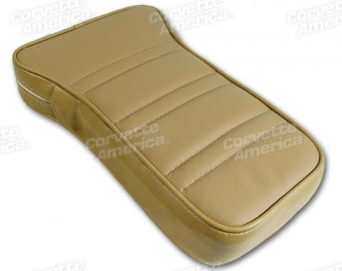 Corvette America 1972-1978 Chevrolet Corvette Center Armrest Leather