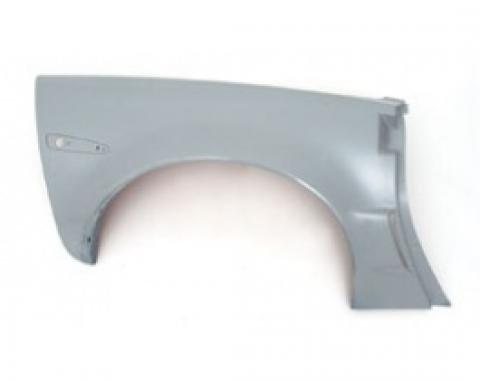 Corvette Quarter Panel, Right, Convertible, Z06 Design, 2005-2013