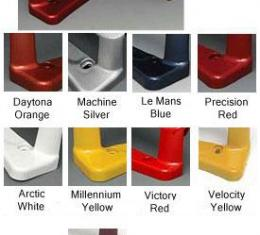 Corvette Color Keyed Door Handles, Millenium Yellow, 2005-2013
