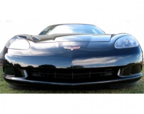 Corvette Black-Out Kit, Driving Lights, Smoke Black, 2005-2013