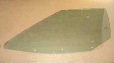 Corvette Door Glass, Tinted, Left, 1984-1996