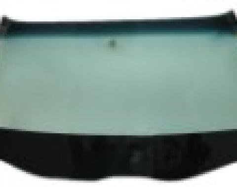Corvette Windshield, Tinted/Shaded, Non-Date Coded, 1978-1982