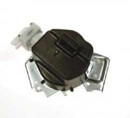 Corvette Windshield Washer Pump, 3 Nozzle Port, 1972-1973