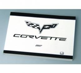 Corvette Owners Manual, 2007