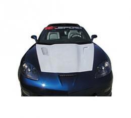 Corvette Violator Supercharge Hood, 2005-2013