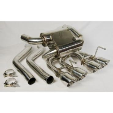 Corvette Performance Exhaust Mufflers, 2009-2011