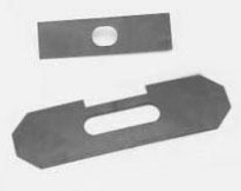 Corvette Shifter Lever Seals, Upper & Lower, Automatic Transmission, 1968-1976