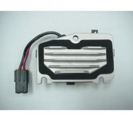 Corvette Blower Fan Module, With Dual Zone Air Conditioning, 1997-2004