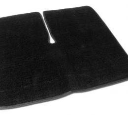Corvette Cargo Mat Econo, Basic Black, 1984-1996