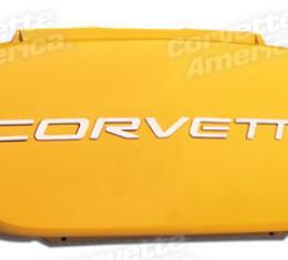 Corvette Front Letter Set, Chrome Ss, 1997-2004