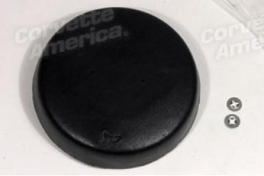 Corvette Horn Button, without Emblem, 1986-1989