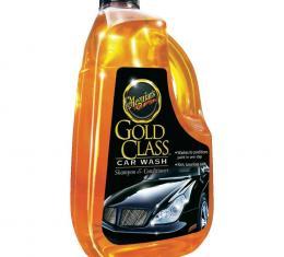 Corvette Gold Class Car Wash Shampoo & Conditioner, 64 Ounce
