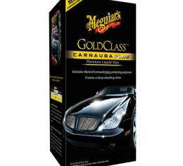 Corvette Gold Class Clear Coat Liquid Wax, 16 Ounce