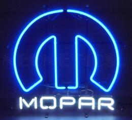 Neonetics Standard Size Neon Signs, Mopar Omega Neon Sign