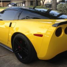 C7 Carbon ZR1 Corvette Rear Spoiler Extended Version, Gloss Black C7-CCC6Z-RSE-GB