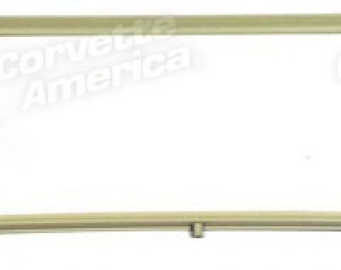 Corvette America 1973-1977 Chevrolet Corvette Coupe Rear Window Frame