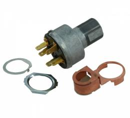 Corvette Ignition Switch, Replacement, 1963-1964