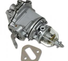 Corvette Fuel Pump, Rebuilt Original #4132, 1954
