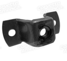 Corvette Softtop Hold Down Bumper Bracket, 1968-1975