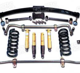 Corvette Suspension Kit, Performance, 1963-1977