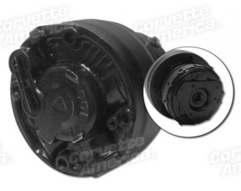 Corvette Air Conditioning Compressor, R4 With Clutch, 1977-1982