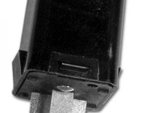 Corvette Horn Relay, Replacement, 1974-1989