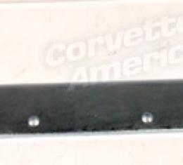 Corvette Seat Bottom Repair Plate, Except Pace Car, 1970-1978