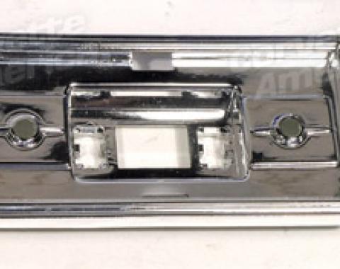 Corvette Dome Light Housing, Less Socket, 1974-1982