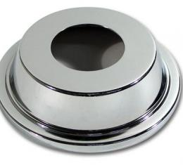 Corvette Cruise Control Cover, Chrome, 1984-1996