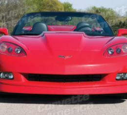 Corvette Front Spoiler, C6 Custom, 2005-2013