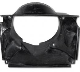Corvette Fan Shroud, Fiberglass, 1976 Early