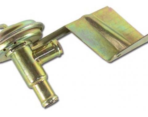 Corvette Heater Water Shut-Off Contrl Valve, 1982