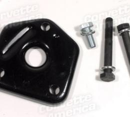 Corvette Spring Center Plate Mount Kit, Rear, 1980-1982