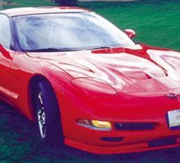 Corvette Hood, LT-1 Style, 1997-2004