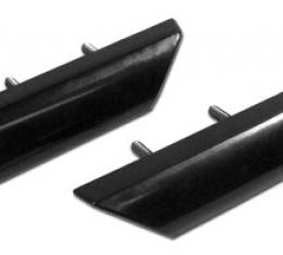 Corvette Side Body Moldings, Rear, 1991-1996