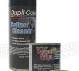 Corvette Caliper Epoxy Paint Kit, Black